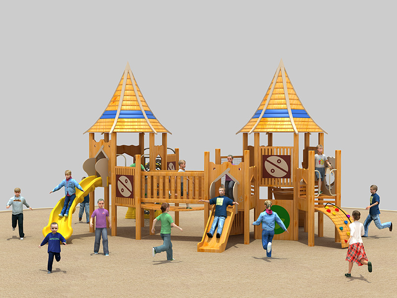 customized inclusive outdoor play equipment supplier