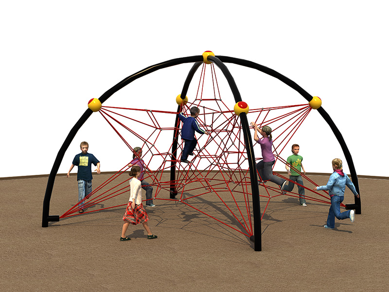 New design outdoor playground customized inclusive equipment