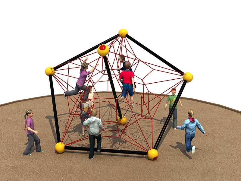 dream garden playground rope supplier