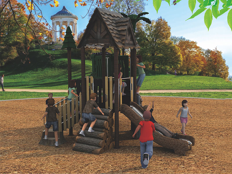 dream garden different types of playground equipment supplier