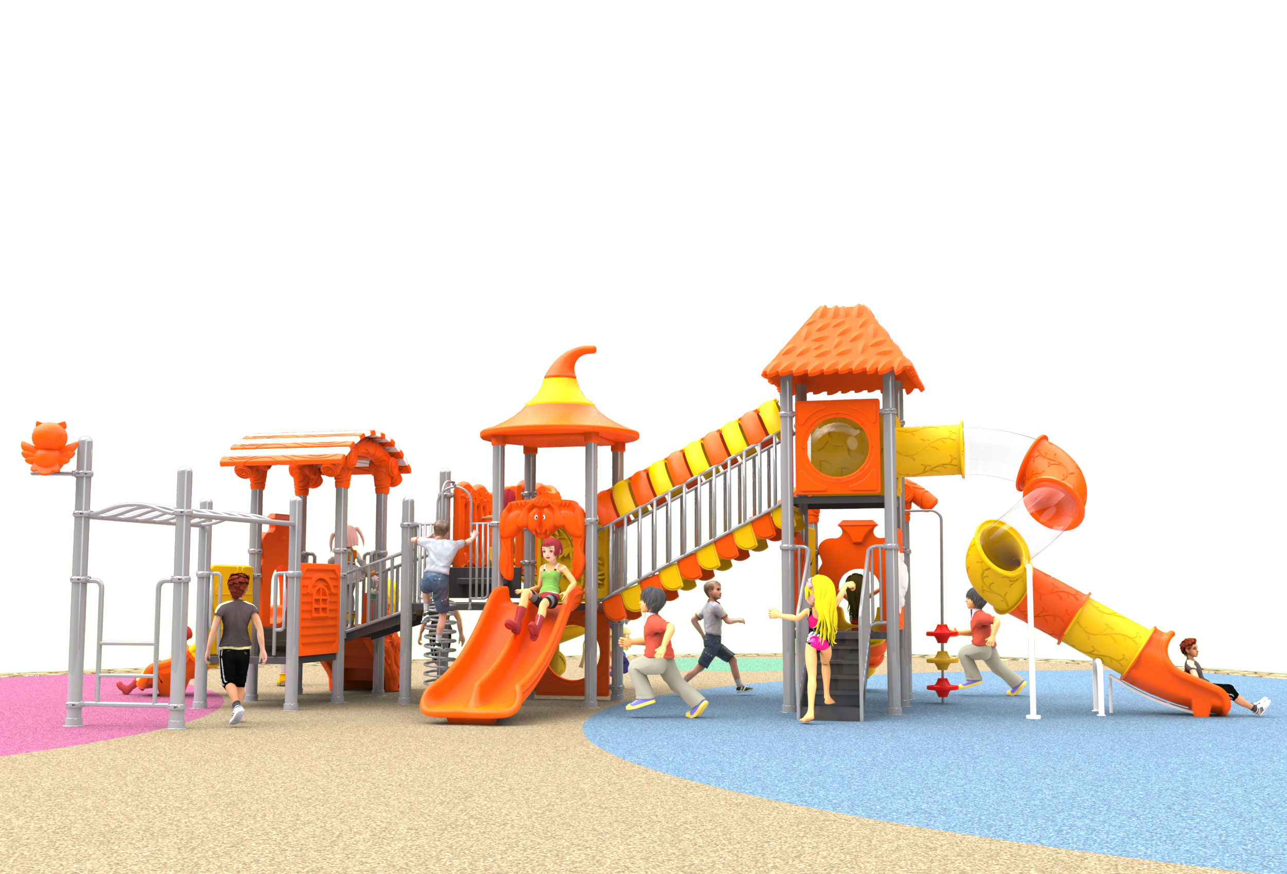 Dream&Garden  will always strive to provide quality park and playground equipment at fair and reasonable prices.