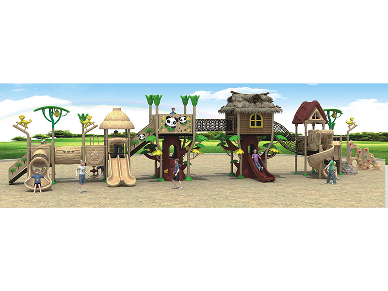 dream garden themed playground equipment trader