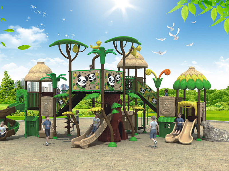 dream garden different types of playgrounds trader
