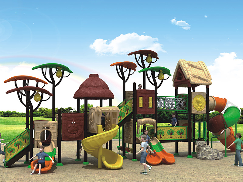 dream garden discount commercial playground trader