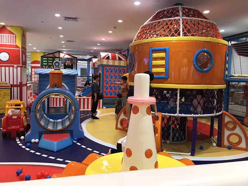 dream garden indoor playground orlando wholesaler