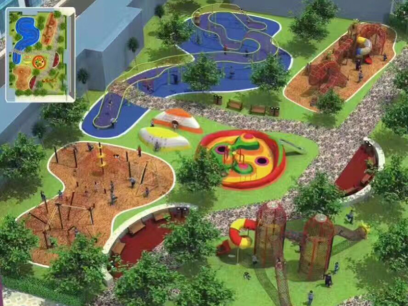 dream garden play equipment factory