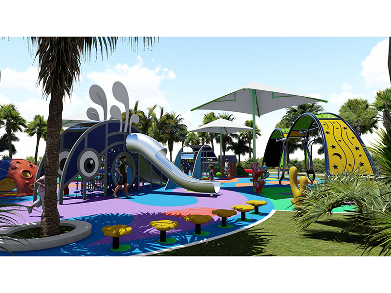 dream garden playground design trade company