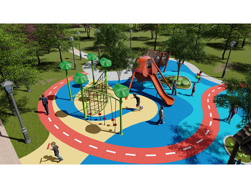 dream garden playpower monett trade company