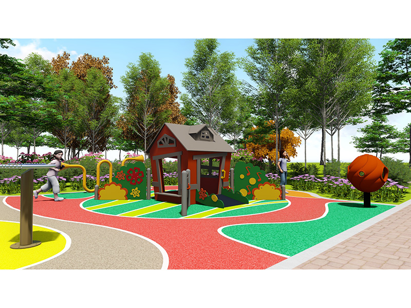 dream garden miracle playground replacement trade company