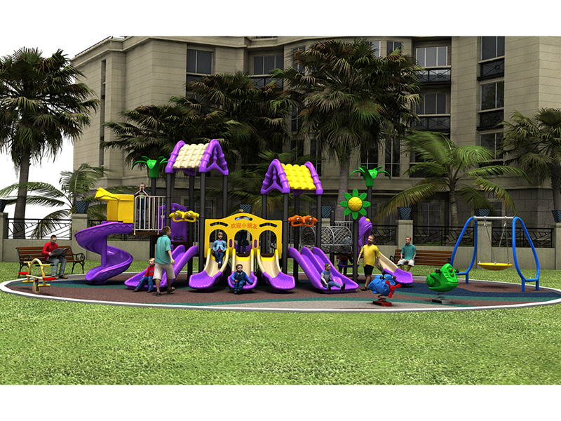 outdoor playground equipments sale