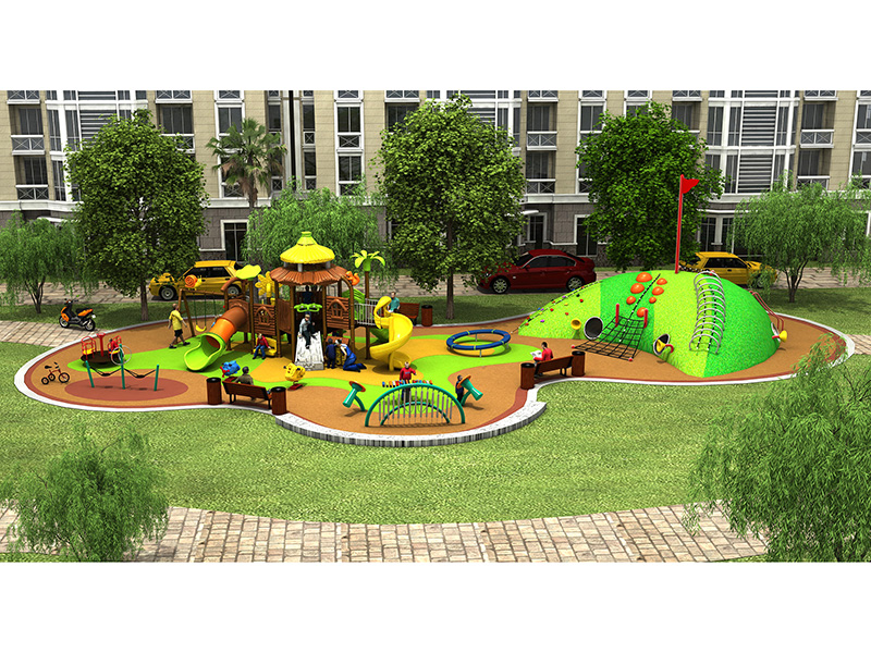 dream garden new custom belton swing park manufacturer