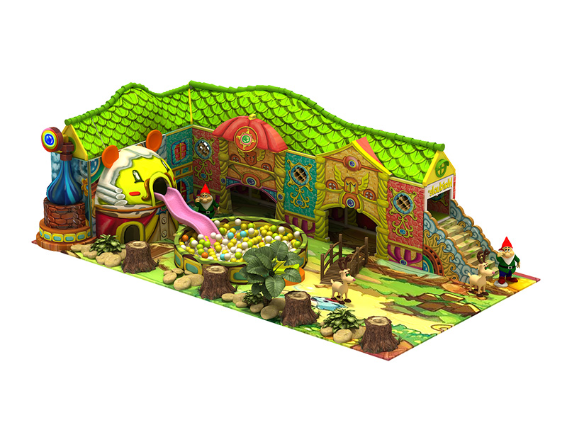 dream garden indoor playground manufacturer manufacturer