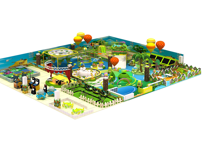 soft indoor play area supplier