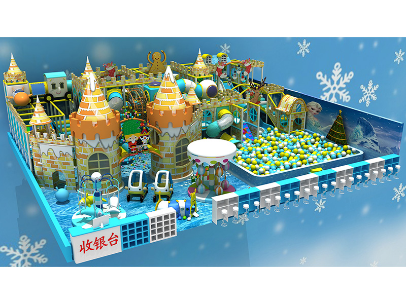 dream garden indoor playground china manufacturer