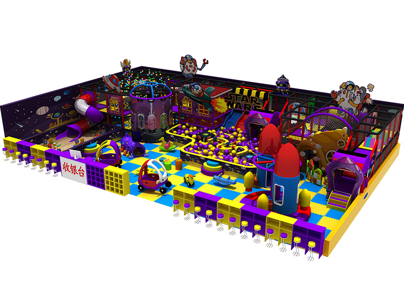 dream garden indoor play systems manufacturer