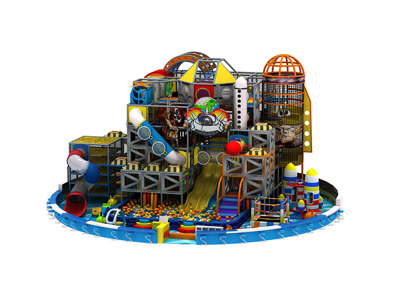 Indoor playground DG-08-121