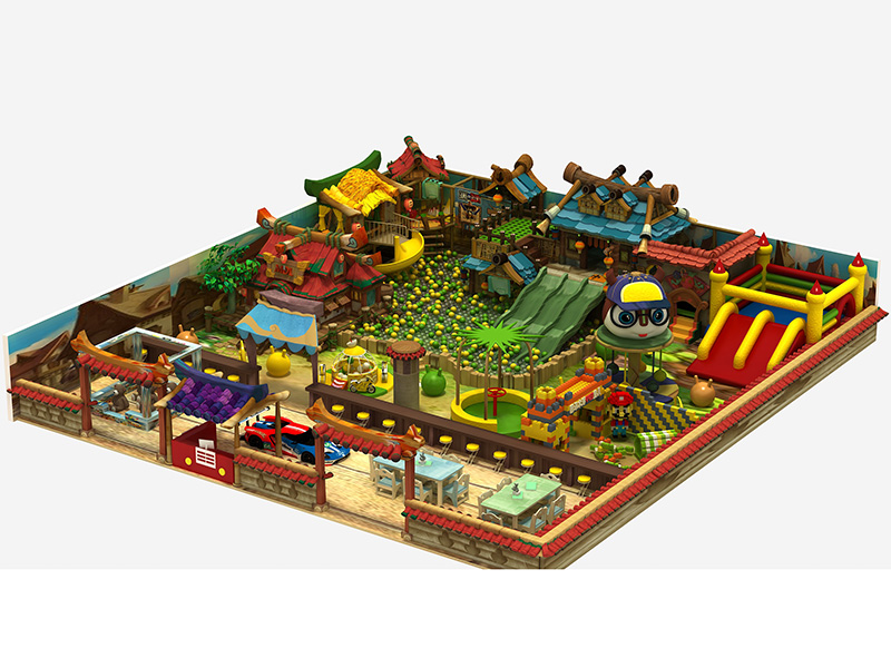 Commercial indoor Playground Equipment made in china