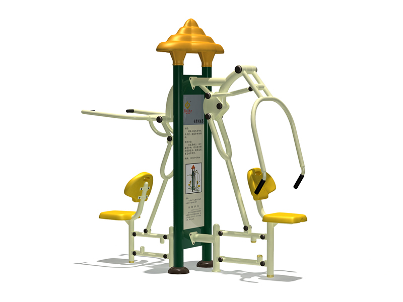 outdoor fitness equipment  with good price
