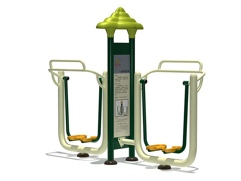dream garden outdoor fitness trail equipment wholesaler