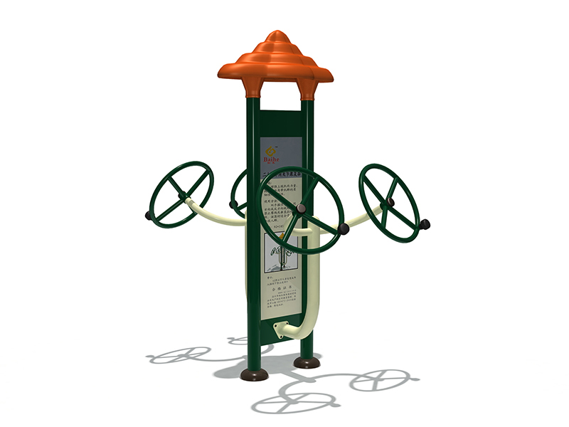 dream garden green air outdoor gym equipment wholesaler