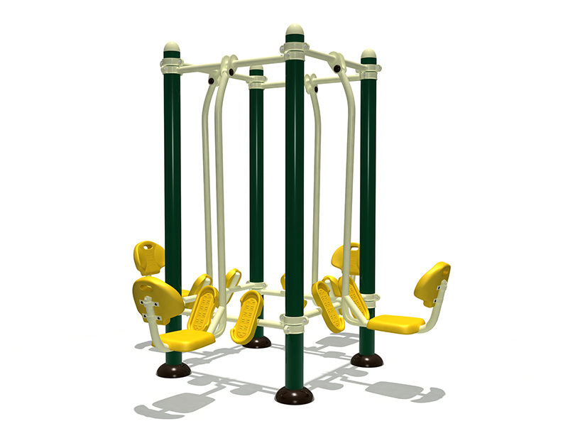 high quality outdoor fitness station