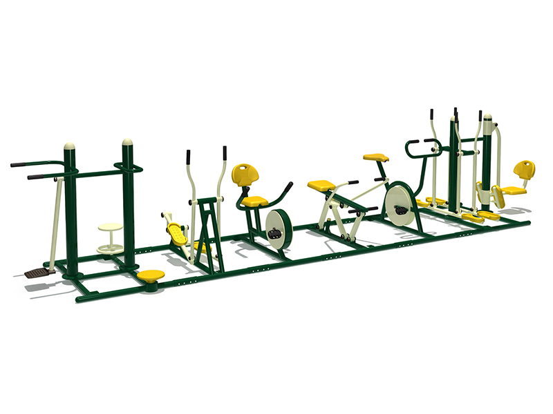 dream garden outdoor fitness training equipment manufacturer