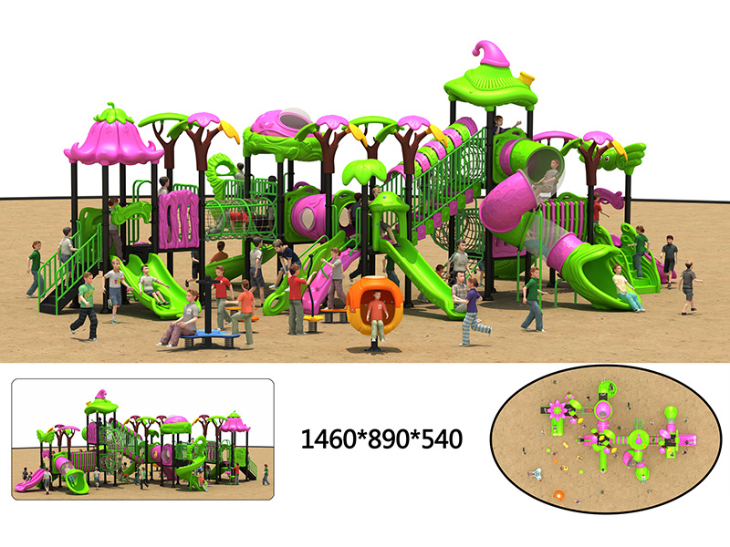 dream garden small outdoor playground for nursery