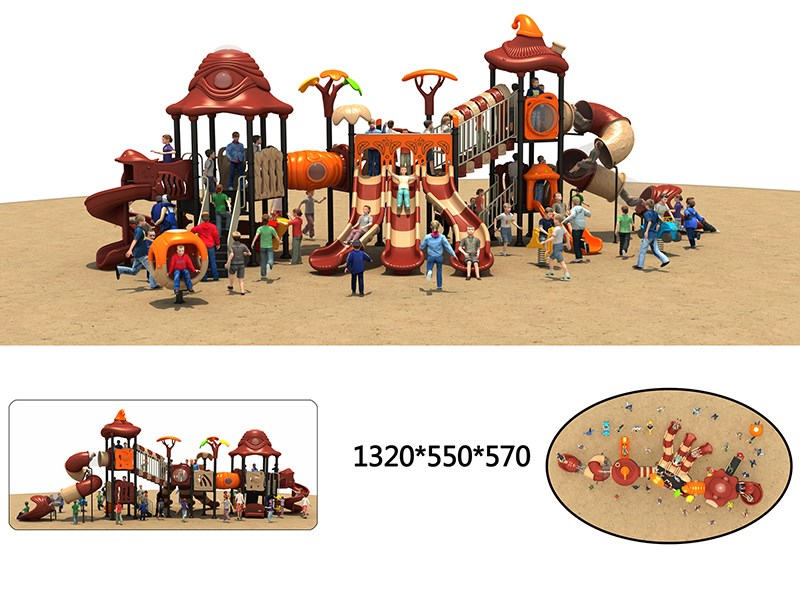 dream garden playground shade trader