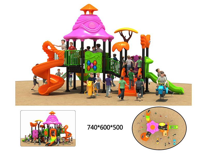 small outdoor playground for sale