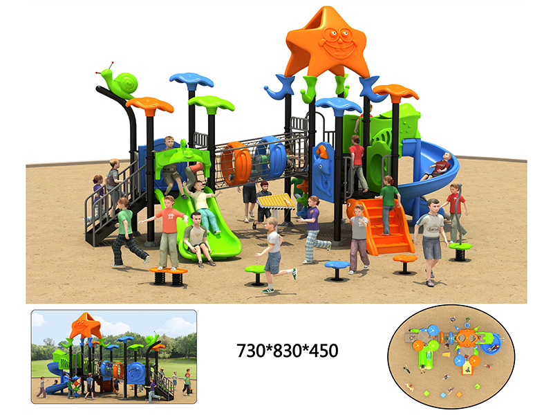 dream garden kids outdoor playground trader