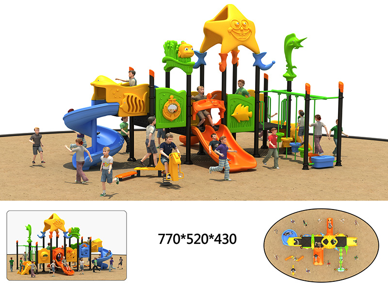 dream garden cheap playground equipment trader