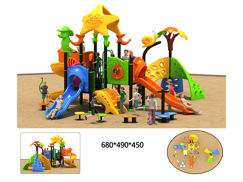 dream garden best outdoor playground for sale