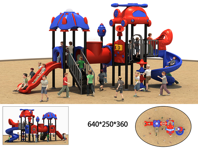 dream garden miracle recreation equipment customized