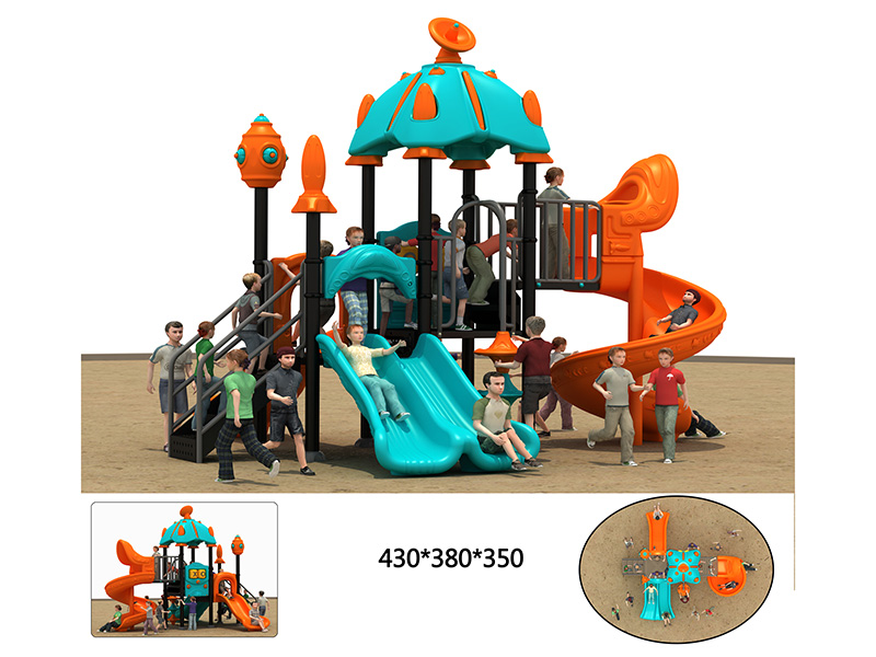 outdoor fitness playground for primary school