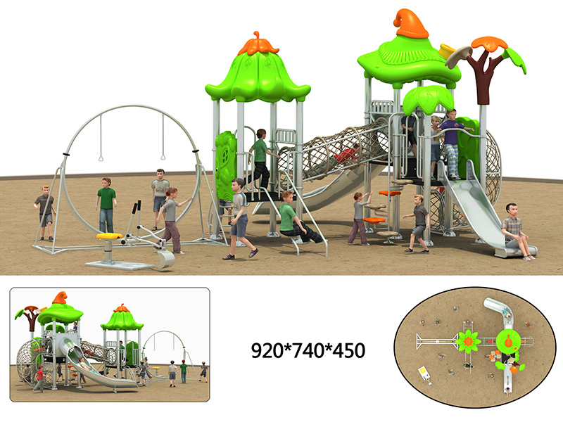 2020 new outdoor playground design with high quality for sale made in china