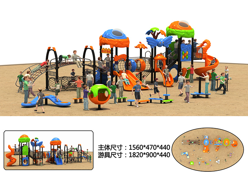 dream garden whiteman edge playground customized