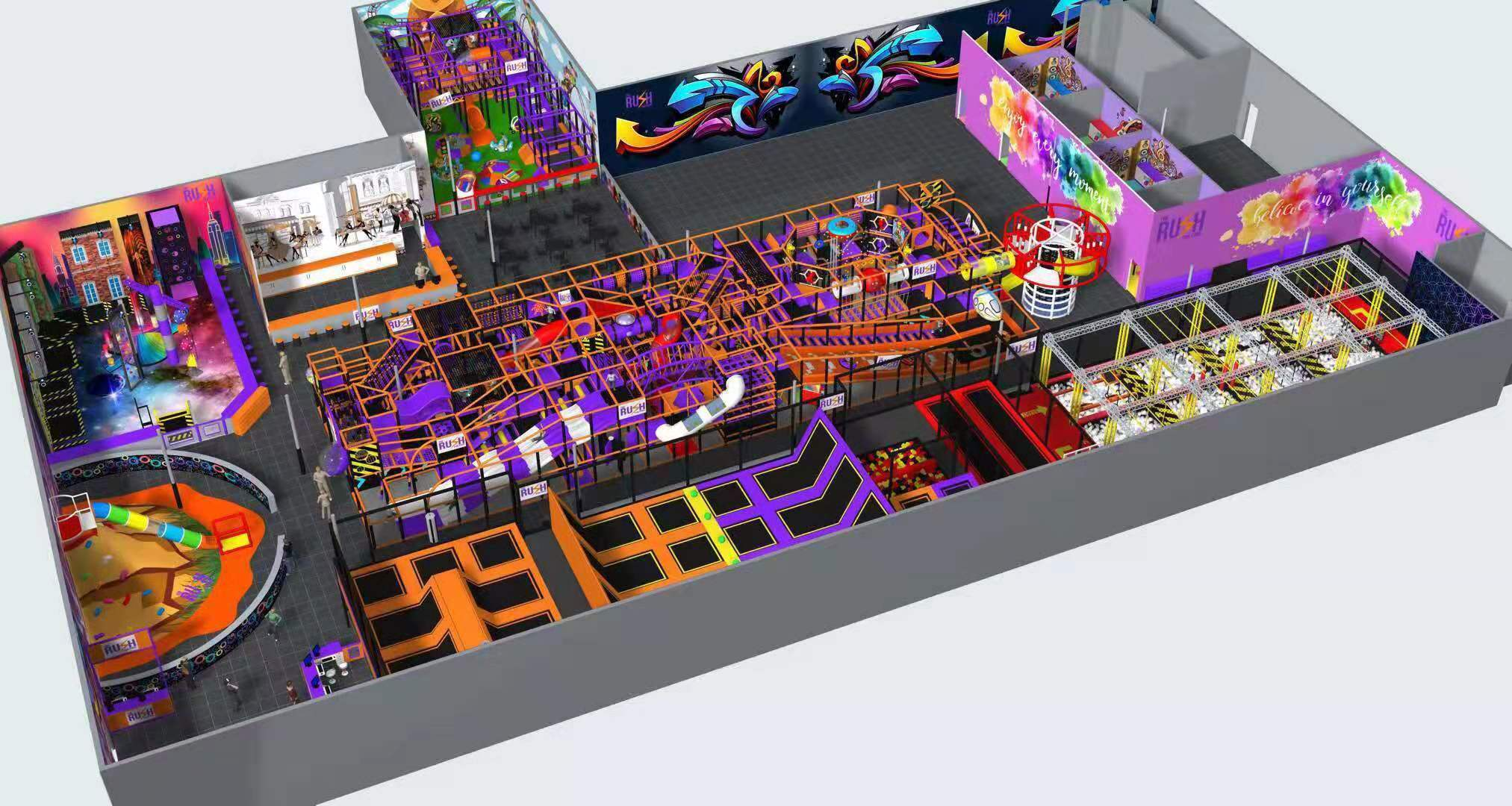 Starting an Indoor Playground