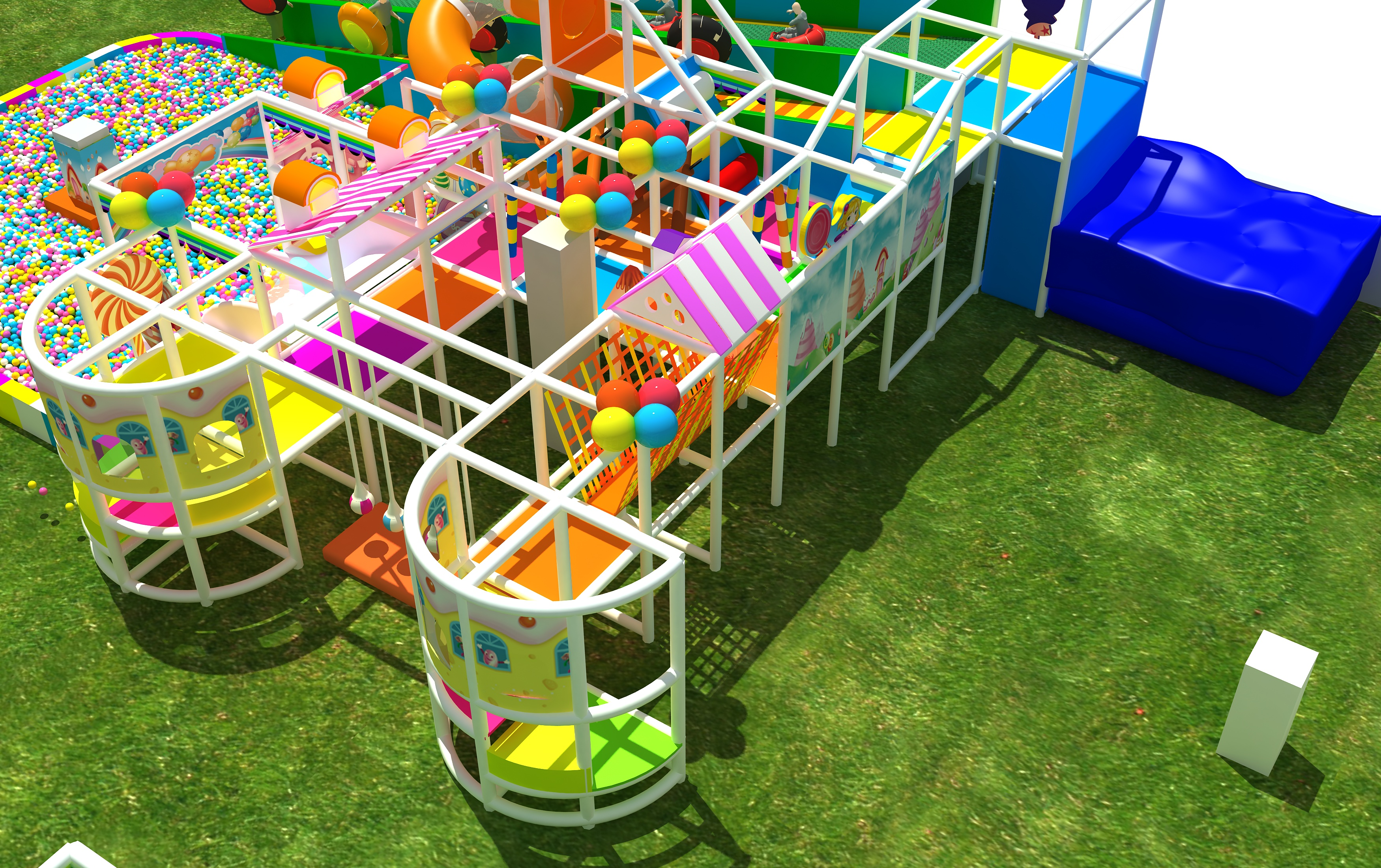 How much does it cost to Start an Indoor Playground?