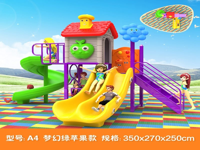 dream garden used commercial playground equipment manufacturer