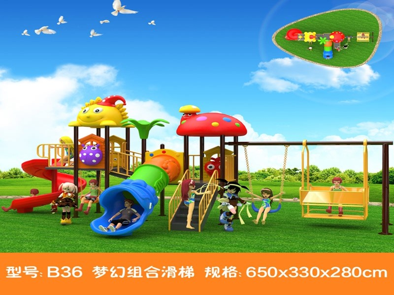 dream garden lovely outdoor playground design with high quality for preschool