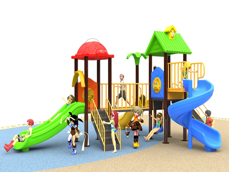 Best price new design outdoor playground equipment
