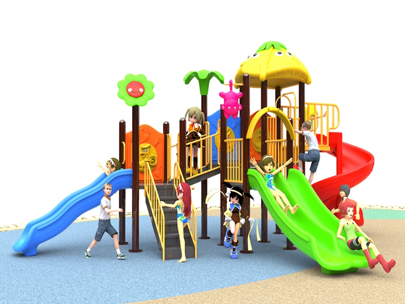 dream garden play tructures for small yards wholesaler