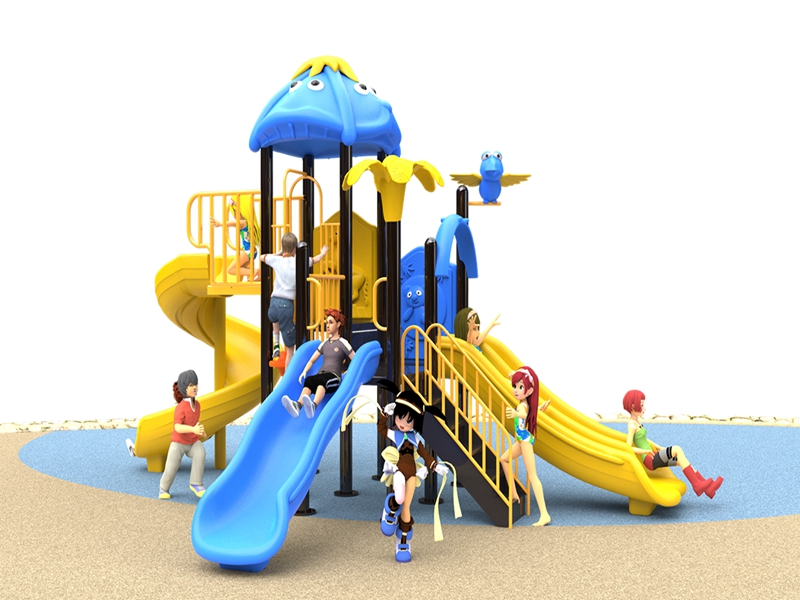 dream garden lovely outdoor playground design with high quality for kids made in china