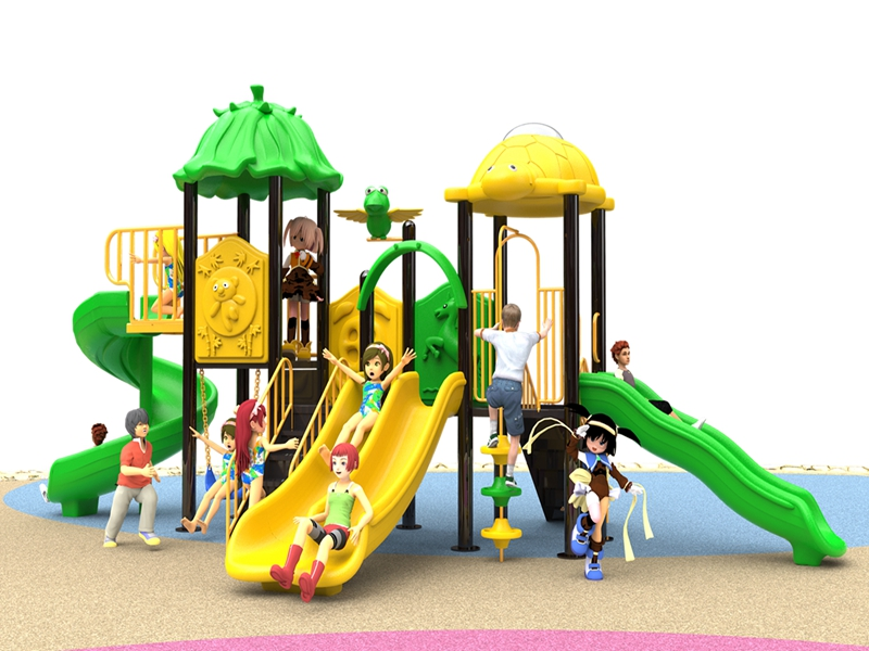 dream garden lovely outdoor playground design with high quality for sale made in china