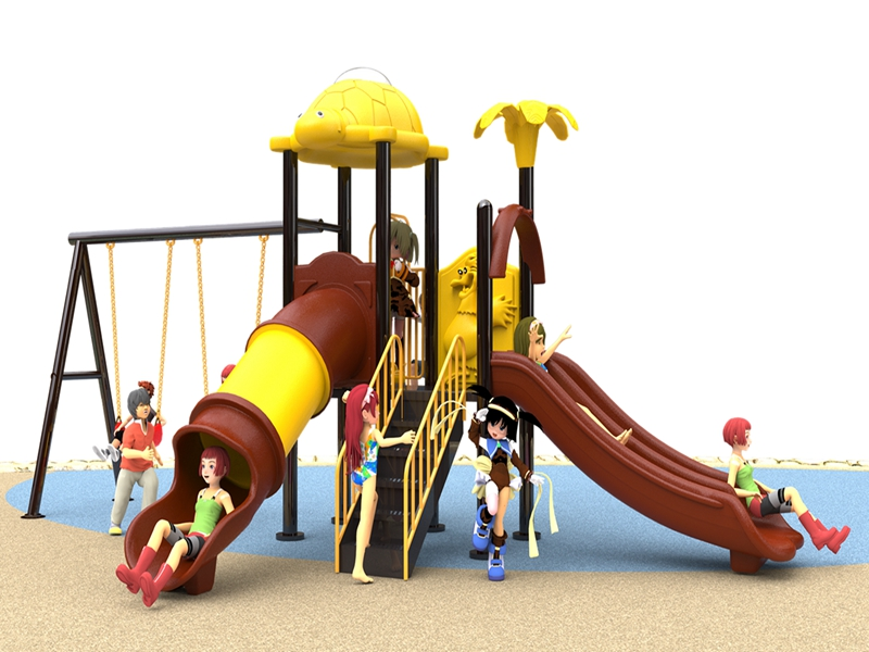 dream garden log play structure wholesaler