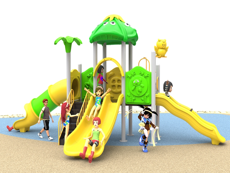 dream garden tot town playground wholesaler