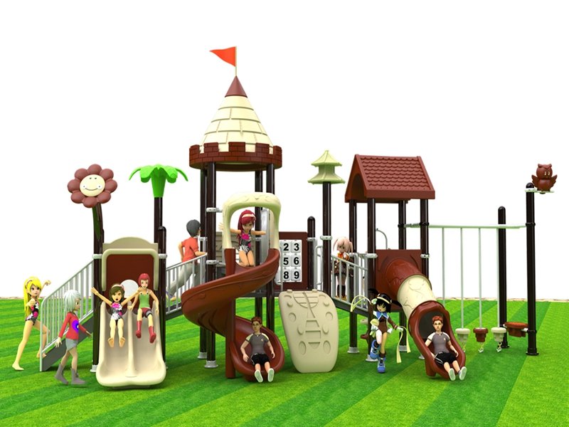 dream garden playset slides wholesaler
