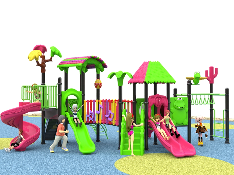 New design kindergarten children toy outdoor playground equipment