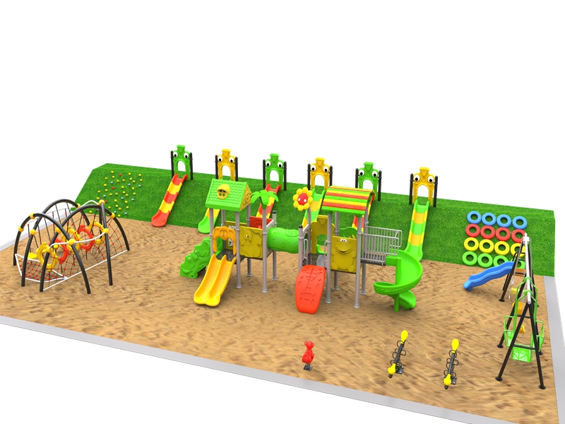 dream garden playground cartoon supplier