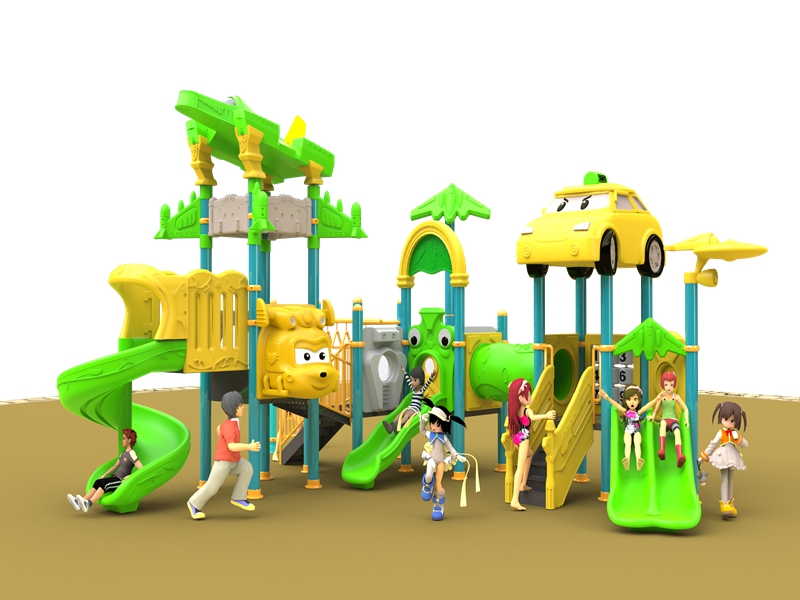 2020 new outdoor playground design with high quality for preschool